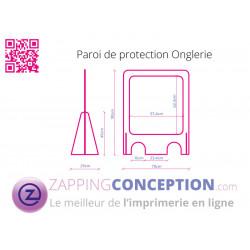 Kit de protection pour salon de beauté et onglerie soins des mains