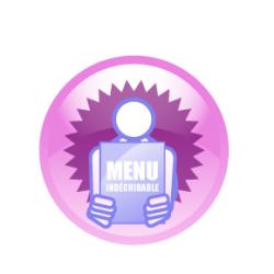 Impression de menu indéchirable pour restaurant