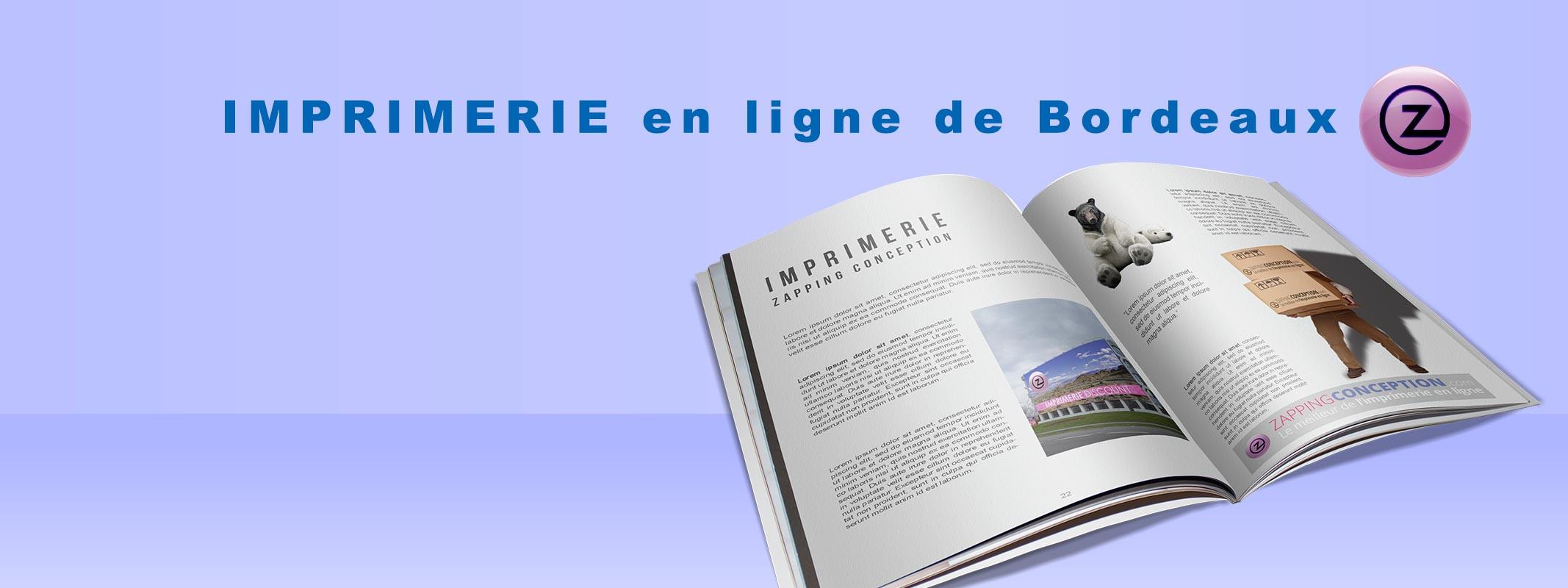 Imprimerie en Ligne de Bordeaux